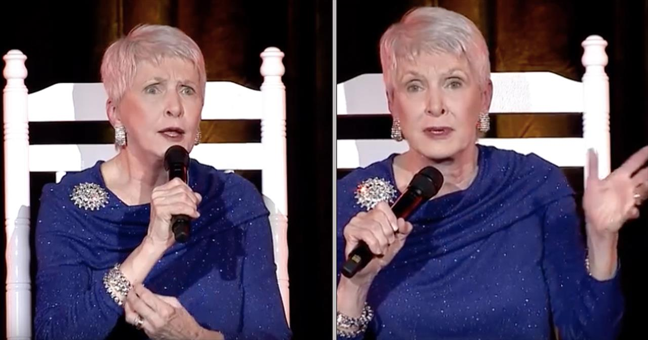 Jeanne Robertson Talks About A 'Magnetic Personality'