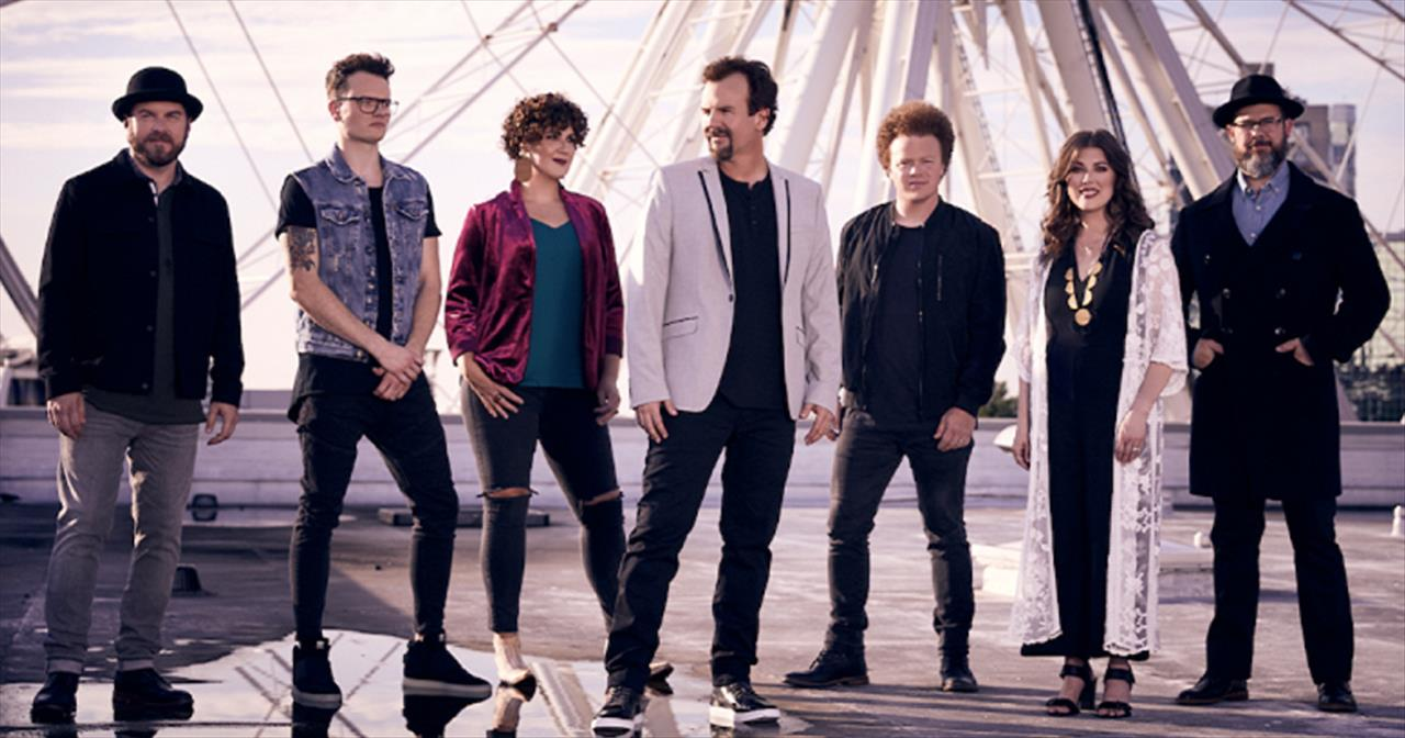 Casting Crowns New Song 'One Awkward Moment' (Official Visualizer Video)