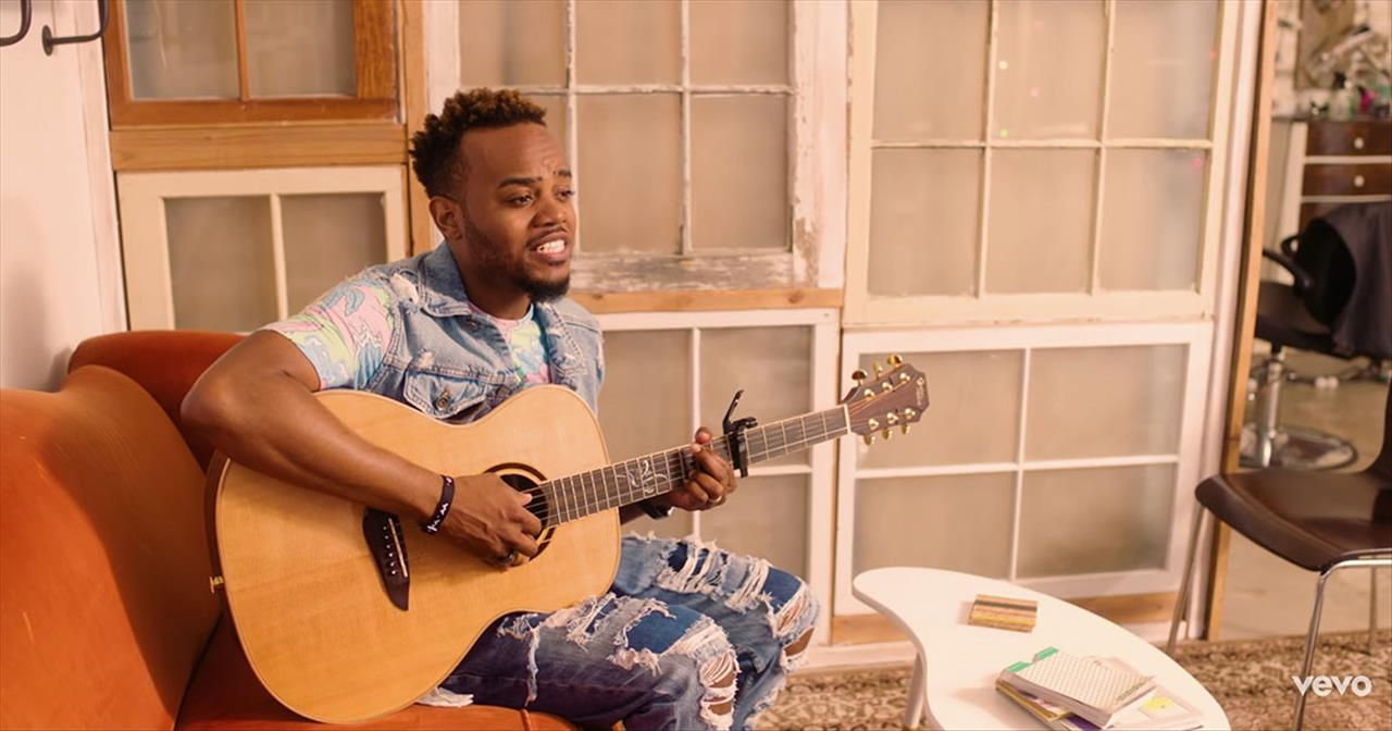Musician and Pastor Travis Greene Sings 'Love Will Always Win'
