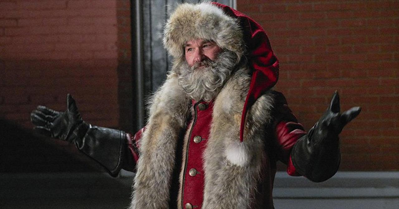 The Christmas Chronicles Poster.Kurt Russell Stars As Santa In The Christmas Chronicles Official Trailer Movies