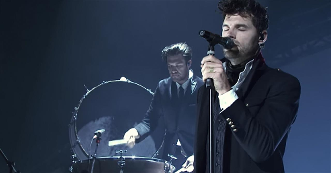 For King And Country 'Little Drummer Boy' (Rewrapped Music Video)