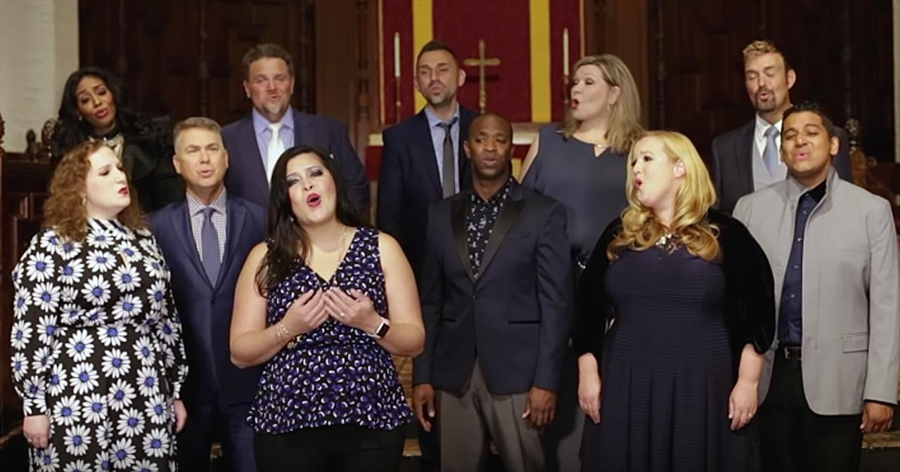 A Cappella Christmas Medley From Voctave - Christian Music Videos