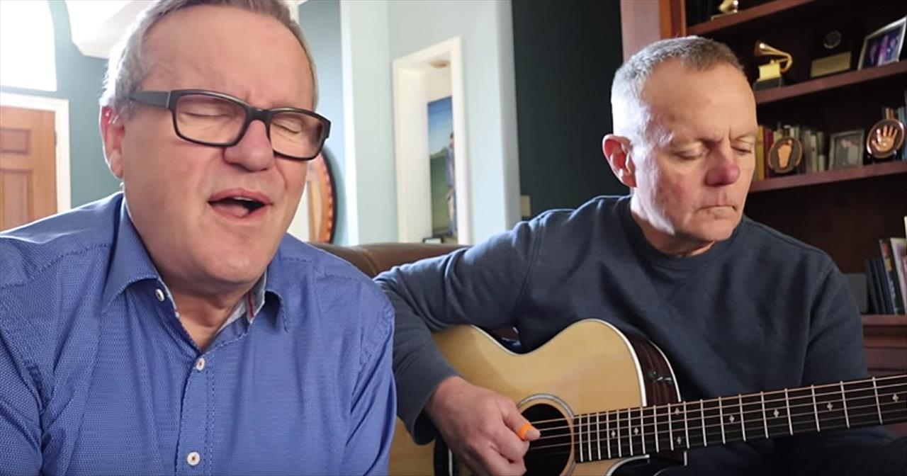 'Mary Did You Know' From Mark Lowry And Brother