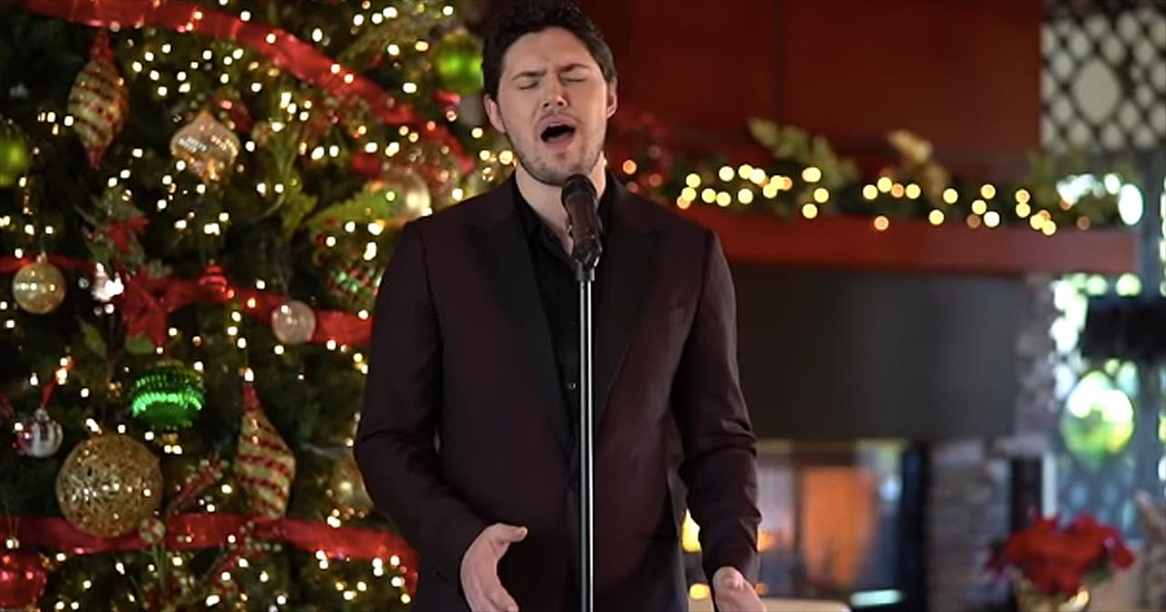Americas Got Talent Christmas.O Holy Night From America S Got Talent Alum Daniel Emmet Christian Music Videos