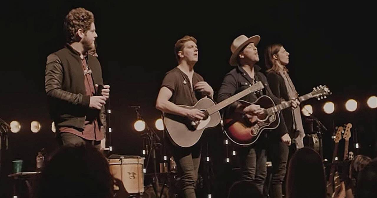 'Brother' - NEEDTOBREATHE Acoustic Performance