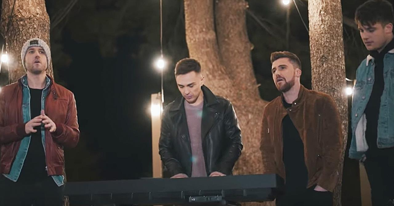 Christian Band Anthem Lights Cover Switchfoot Hits Christian