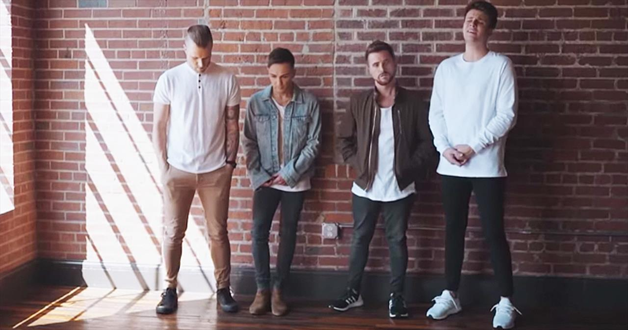 'Yes I Will' - Anthem Lights Performs Vertical Worship Cover