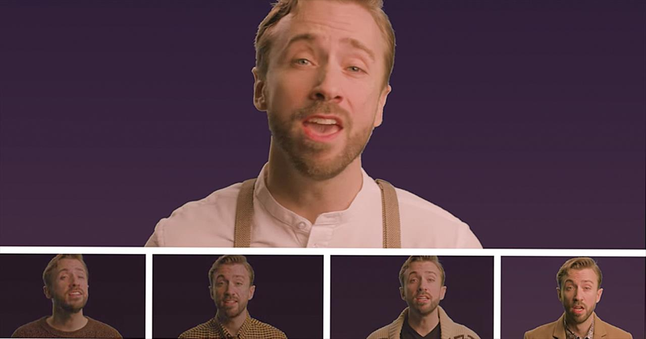A Cappella 'Can You Feel The Love Tonight' From Peter Hollens