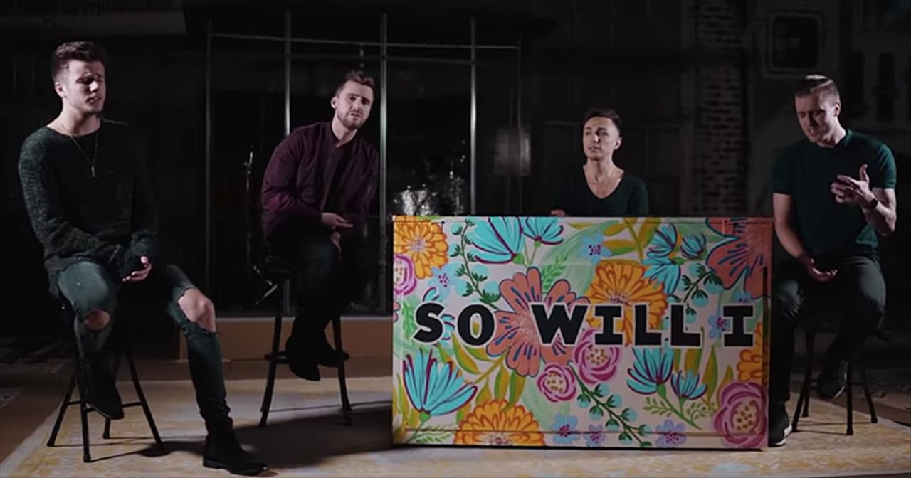 Anthem Lights 'So Will I (100 Billion X) / Indescribable' Medley -  Christian Music Videos