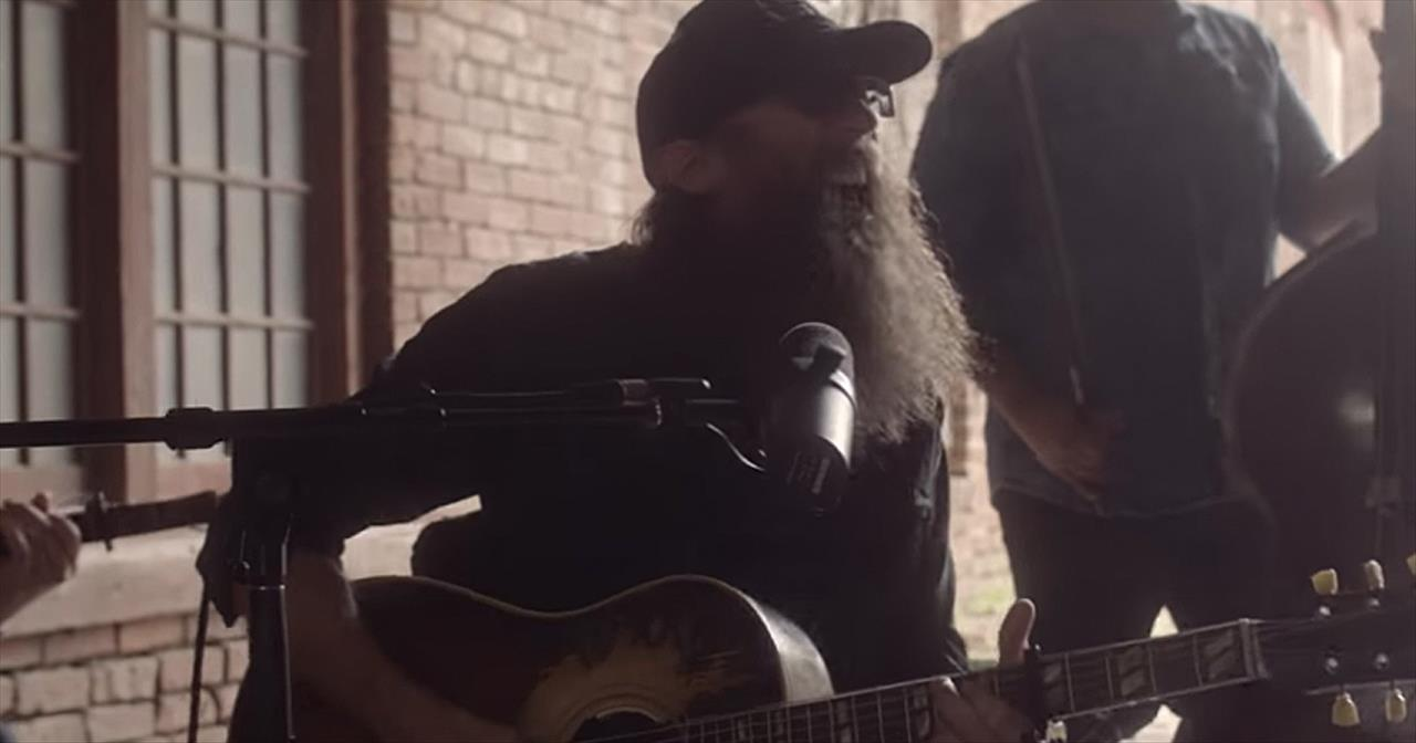 'Red Letters' Acoustic Performance From Crowder