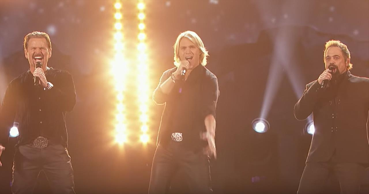 The Texas Tenors Perform 'Unchained Melody' - Inspirational Videos