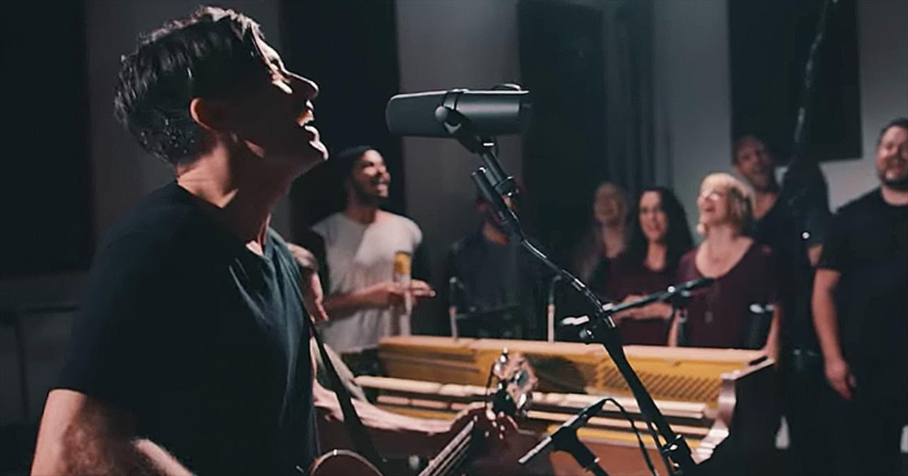 'Song In My Soul' Phil Wickham Performance