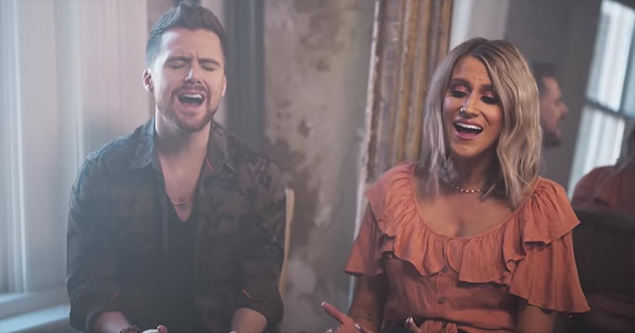 'God Gave Me You' Duet From Christian Couple Caleb And Kelsey - Christian  Music Videos