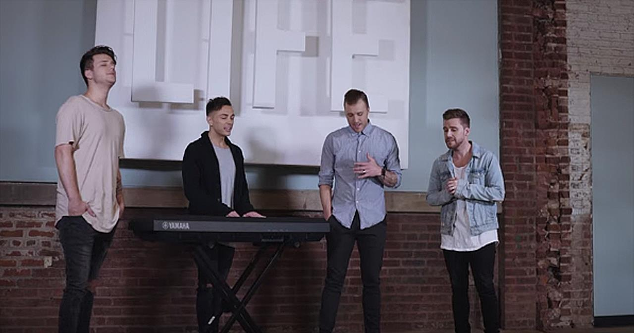 'Yes And Amen' Chris Tomlin Cover From Anthem Lights