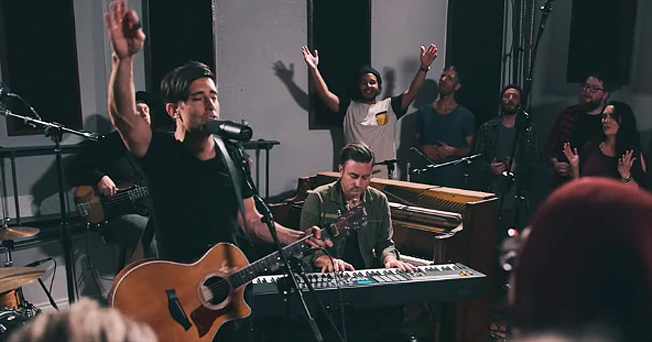 'How Great Is Your Love' Phil Wickham House Sessions