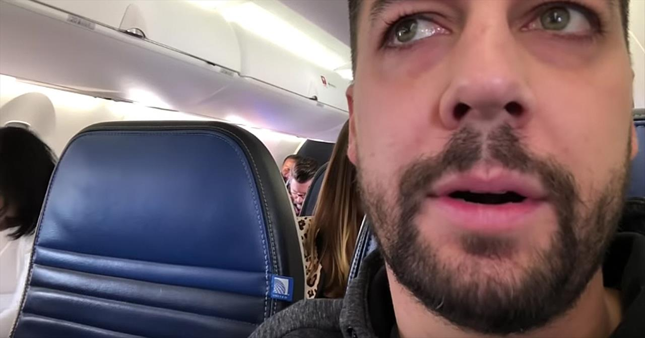 Comedian John Crist On Phrases You Never Hear At The Airport