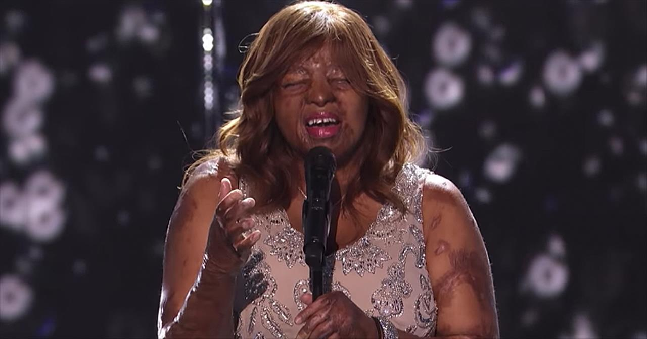 Simon's Golden Buzzer Kechi Returns To Stage With 'Opportunity' -  Inspirational Videos