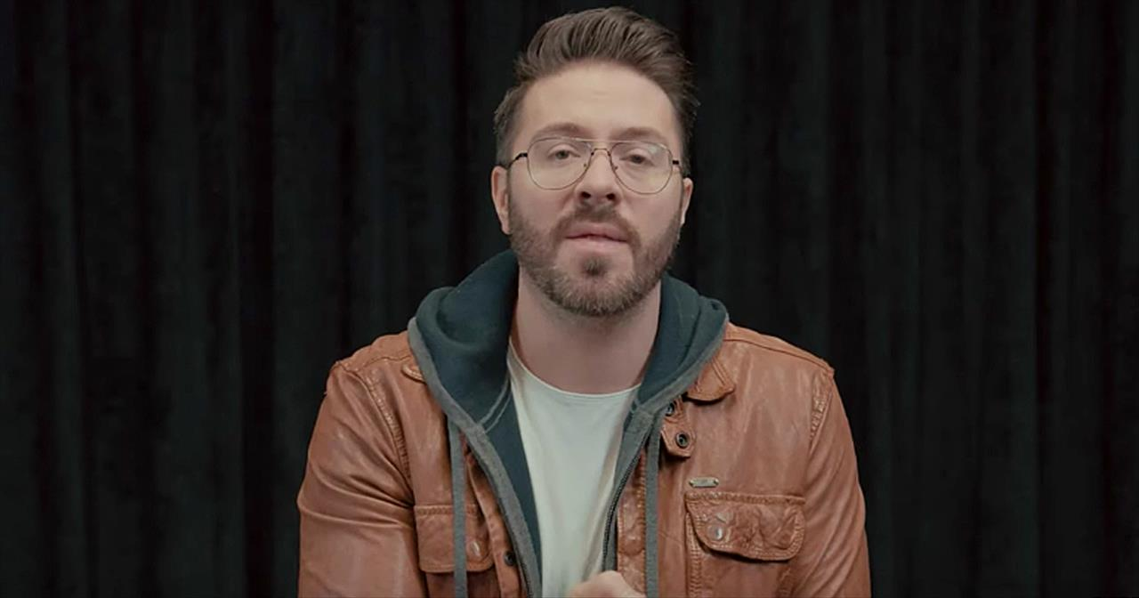 Danny Gokey Shares Story Behind 'Haven't Seen It Yet'