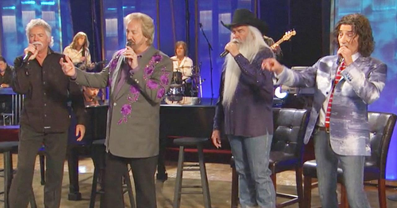 'The Baptism Of Jesse Taylor' From The Oak Ridge Boys