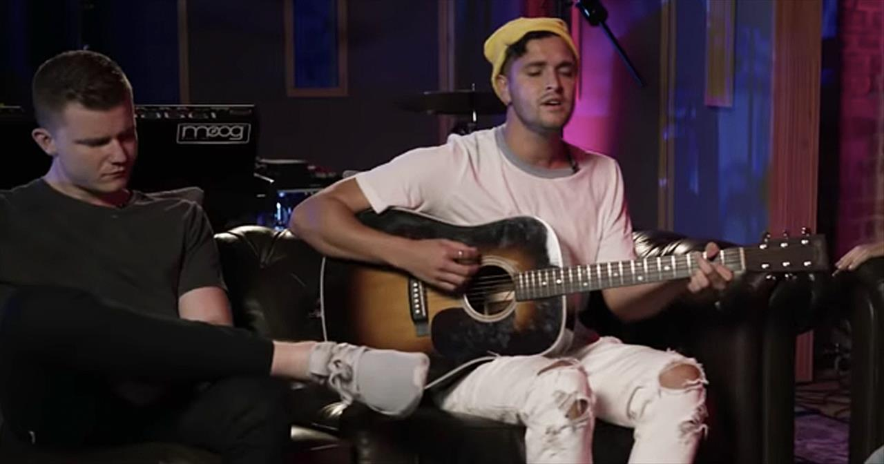 'How Deep Is The Love' Hillsong Young  Free Acoustic