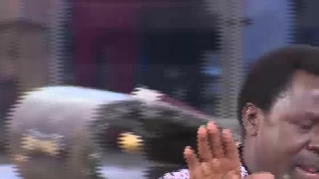 GOD HAS SPOKEN!!! | Prayer For Viewers With TB Joshua