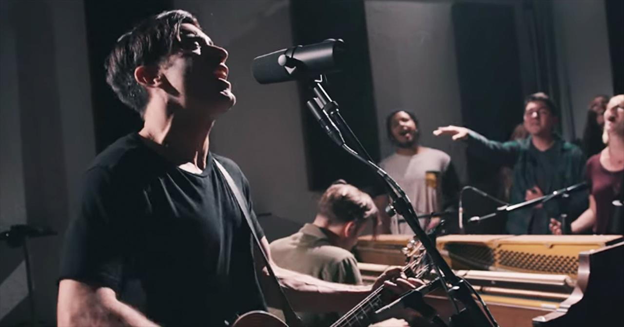 'Wild River' Phil Wickham House Sessions