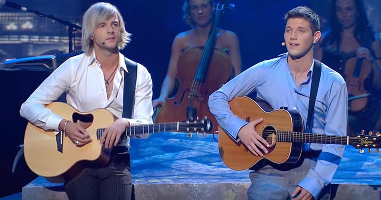 'The Sound Of Silence' From Irish Group Celtic Thunder - Inspirational  Videos