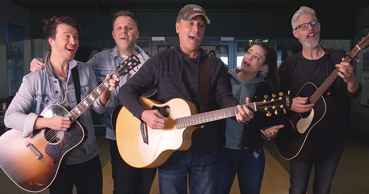 Matthew West, Michael W. Smith And Others Sing Mashup Of Hits
