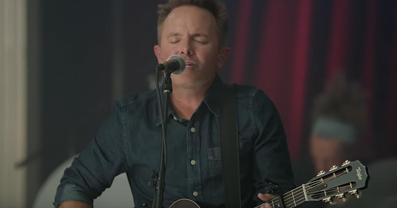 'Nobody Loves Me Like You' Chris Tomlin Live Performance With Ed Cash