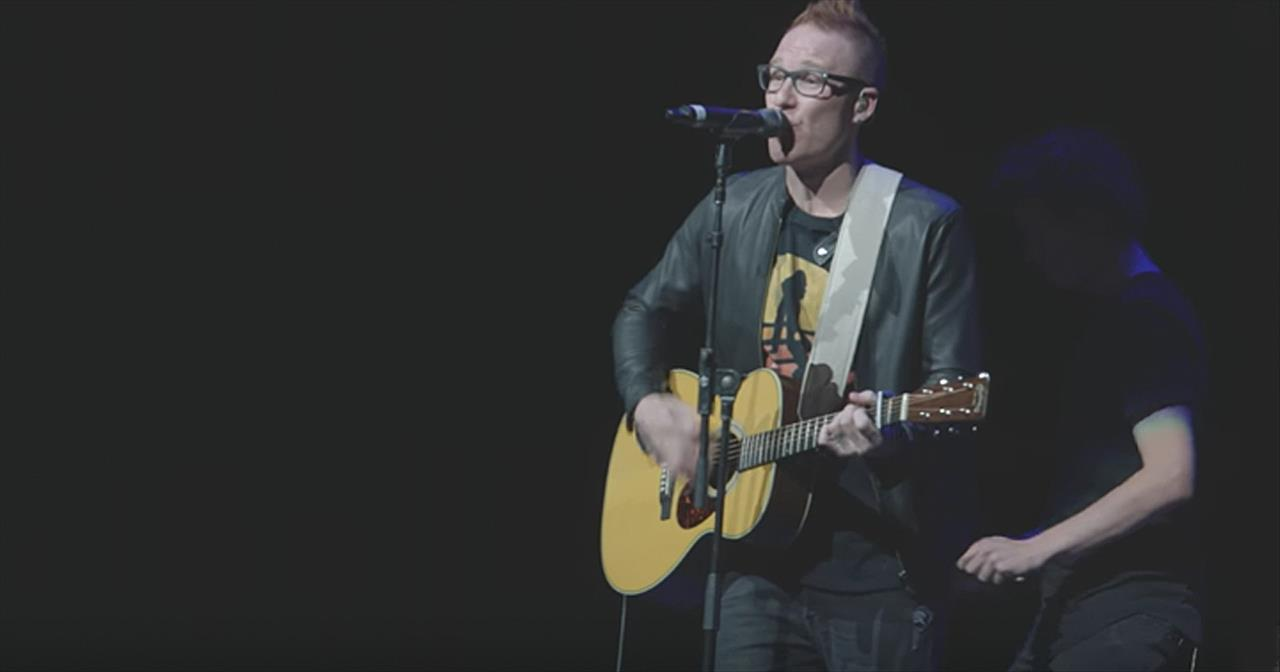 Ryan Stevenson Sings Funny Song Written By His Sons