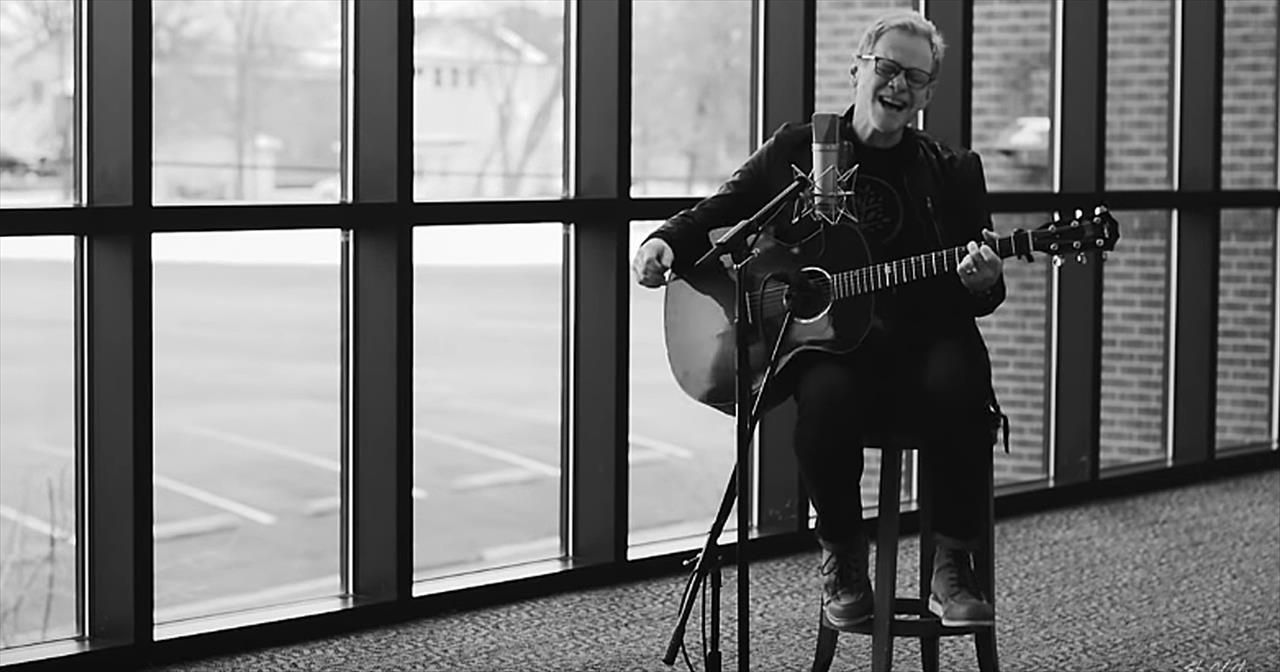'Where The Bluegrass Grows' Steven Curtis Chapman Acoustic Performance