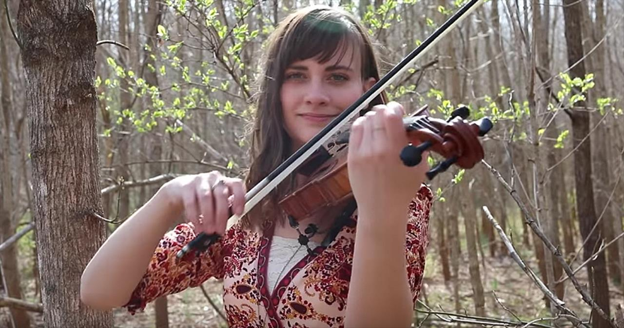 Violin Rendition Of 'It Is Well With My Soul' - Christian Music Videos