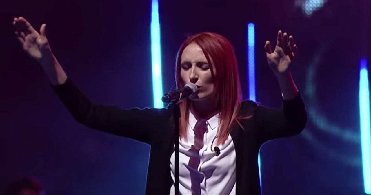 'Open Heaven (River Wild)' Hillsong Worship