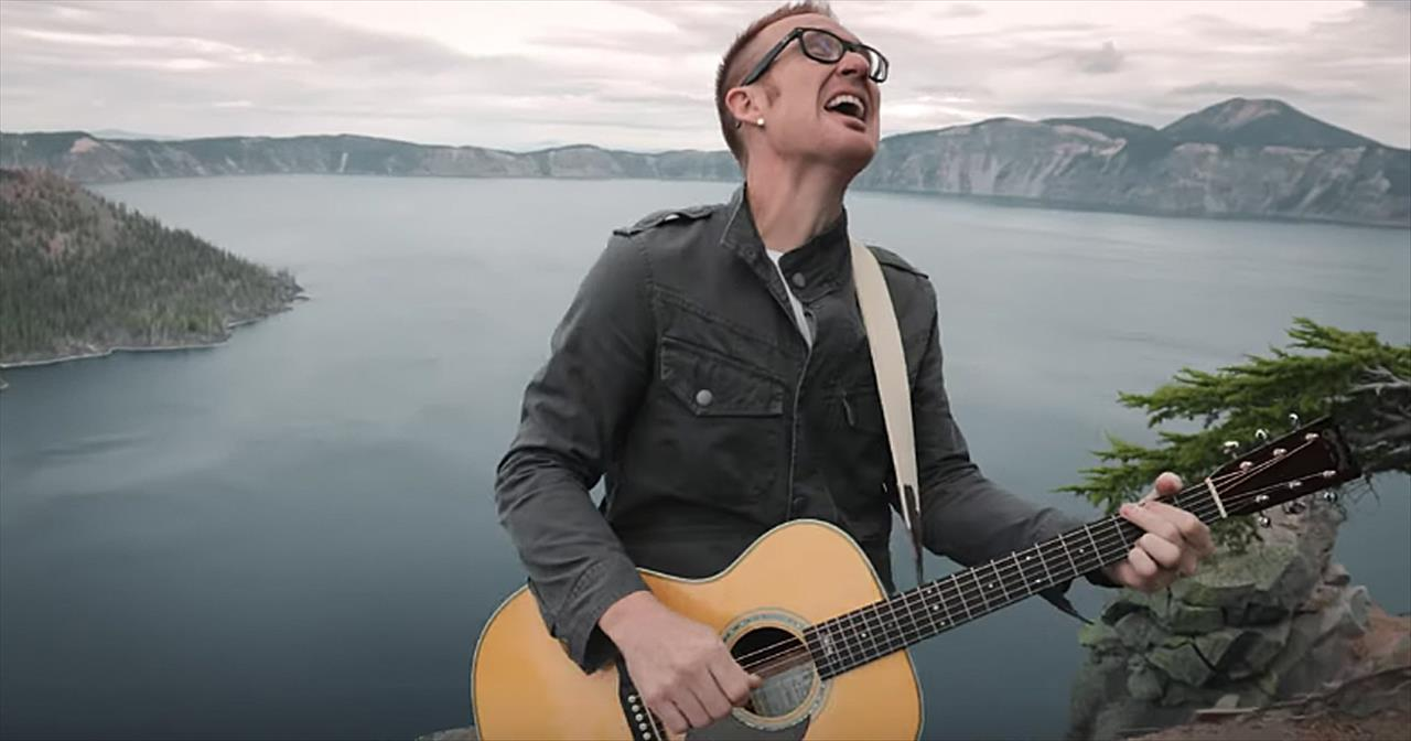 'With Lifted Hands' Ryan Stevenson Official Music Video