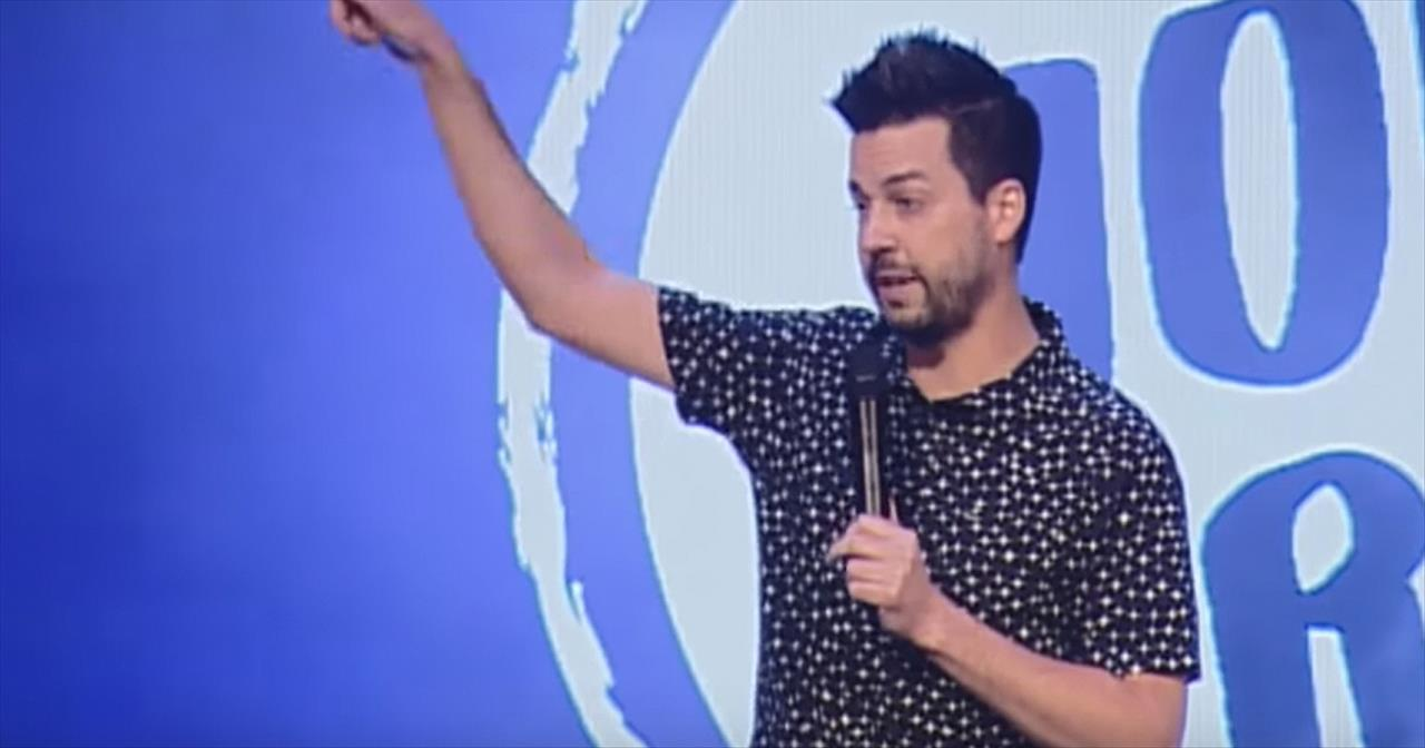 Christian Comedian John Crist On Baby Born In Chick-Fil-A