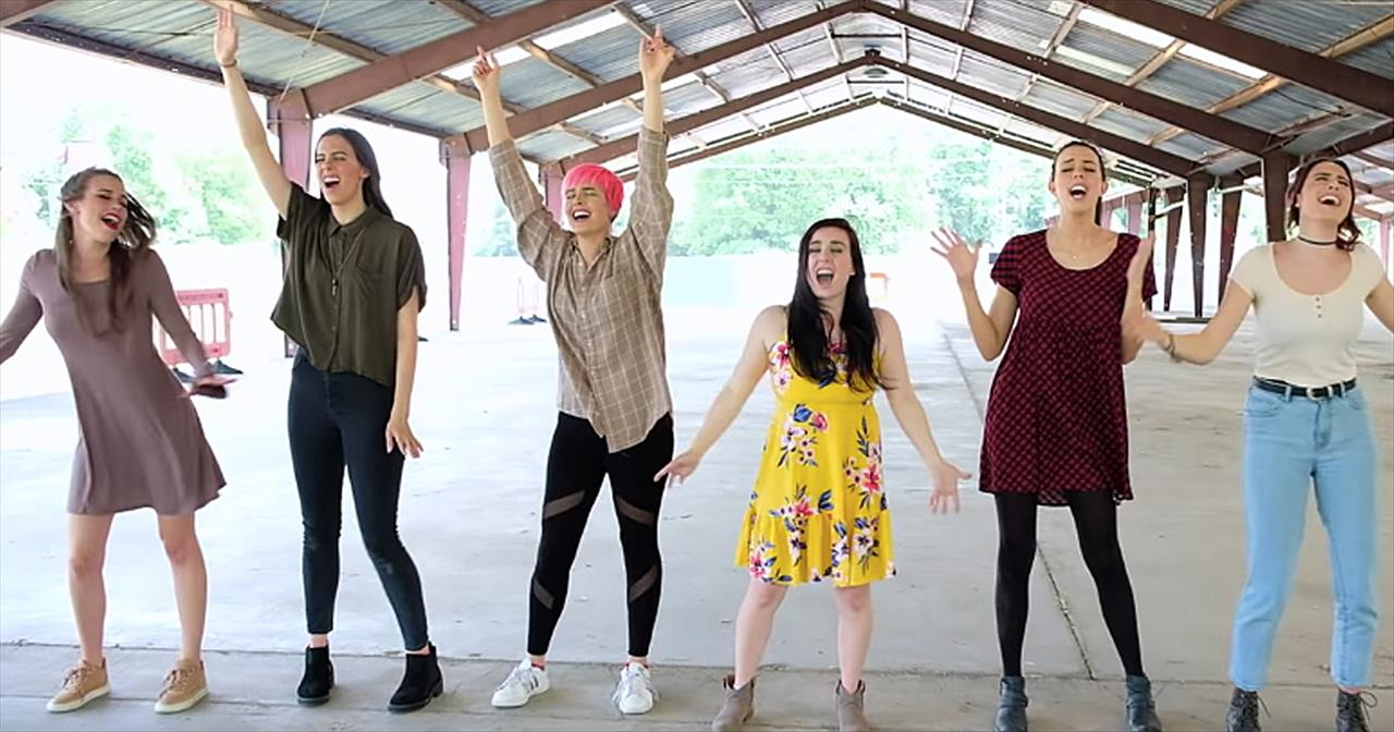 Cory Asbury 'Reckless Love' Cover From 6 Talented Sisters