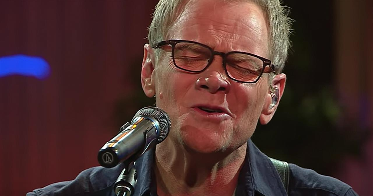 'I Will Be Here' Steven Curtis Chapman Performance