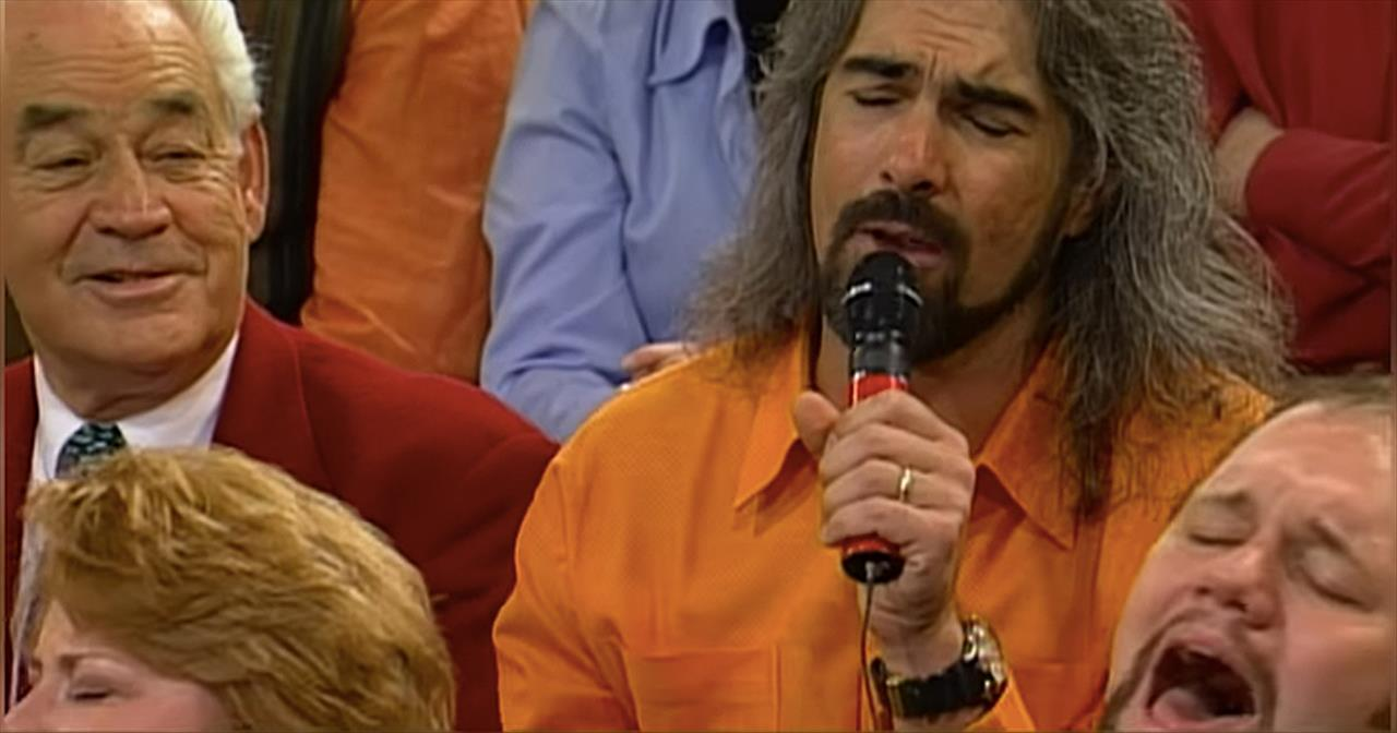'The Love Of God' Guy Penrod Live Performance