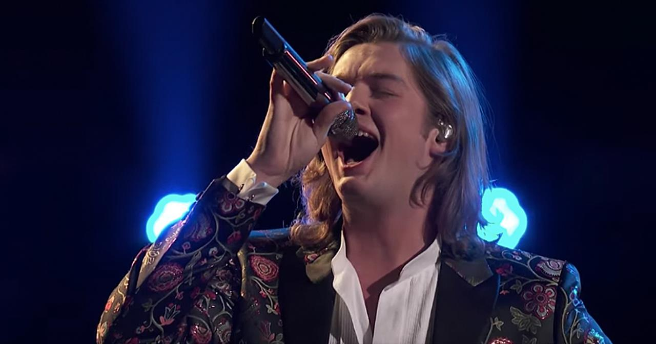 Carter Lloyd Horne Performs Heartbreak Hotel On The Voice Inspirational Videos