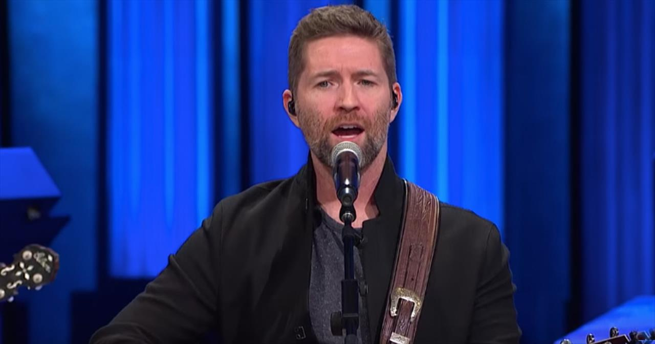 Josh Turner, Darius Rucker And Diamond Rio Sing 'Me And God'
