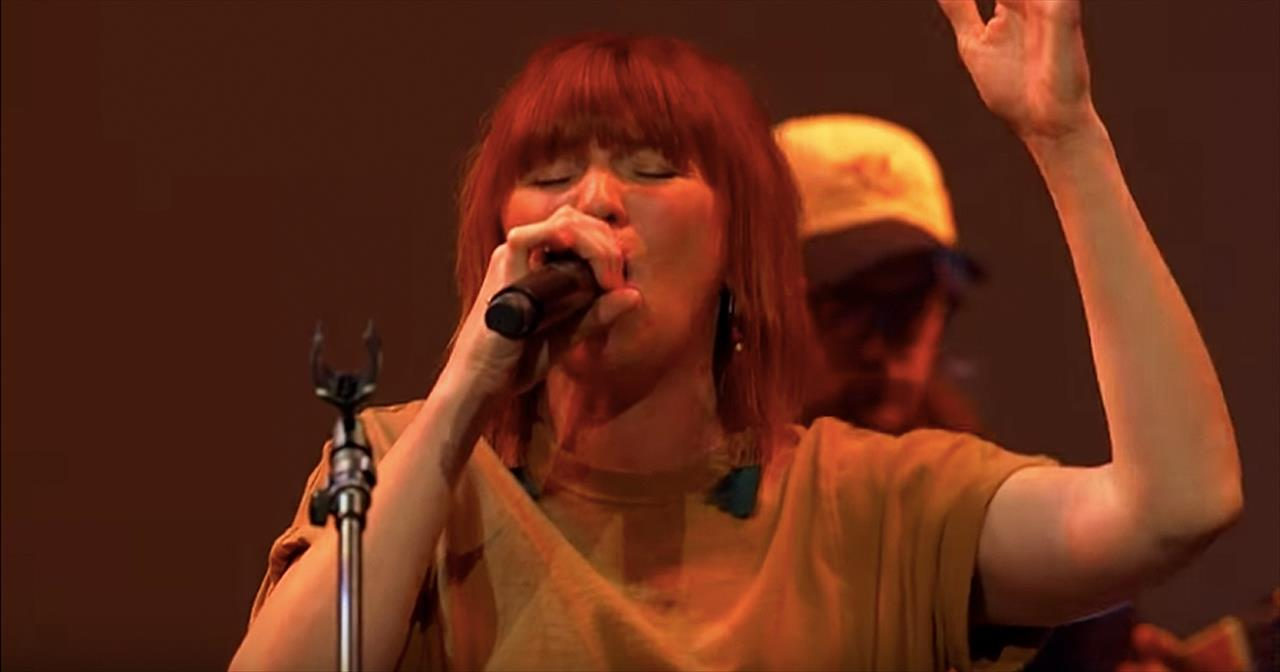 'Alive In You' Kim Walker-Smith Live Performance