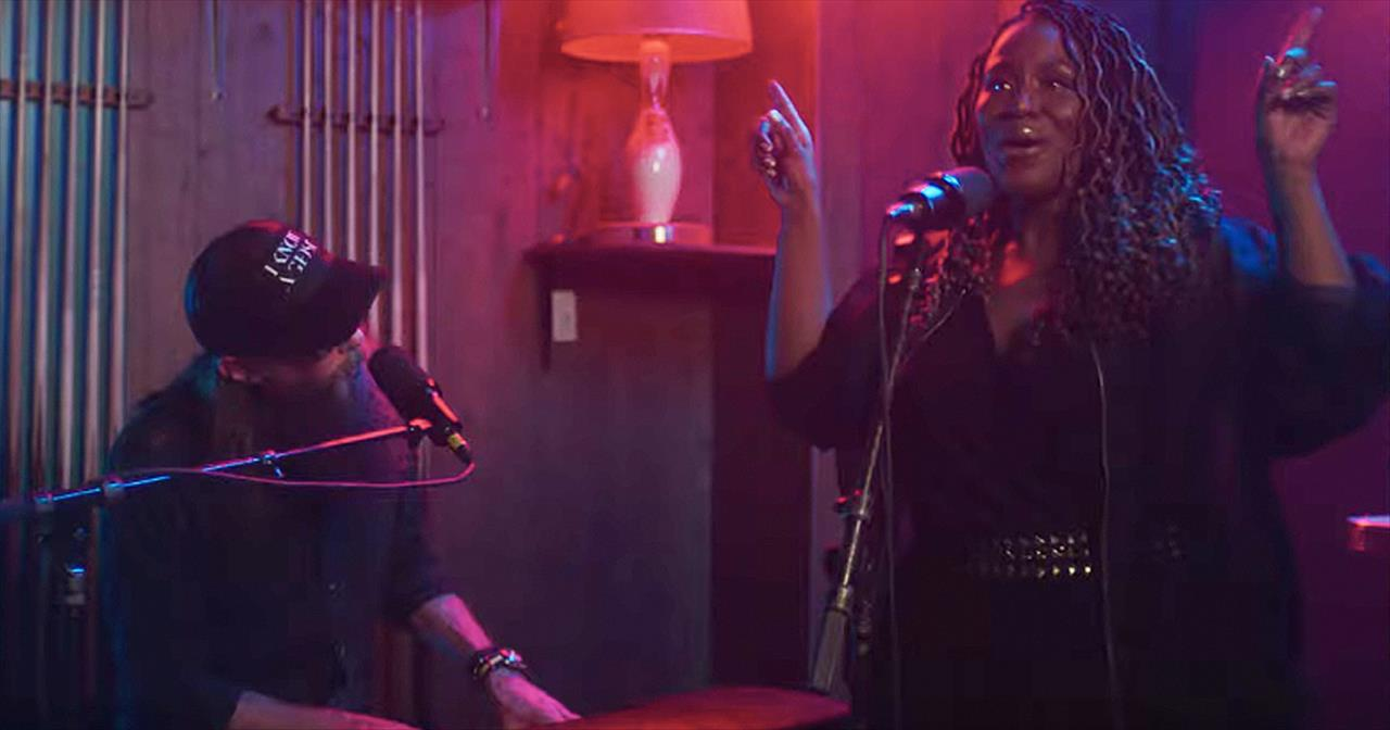 'Let It Rain (Is There Anybody' Crowder And Mandisa Official Music Video