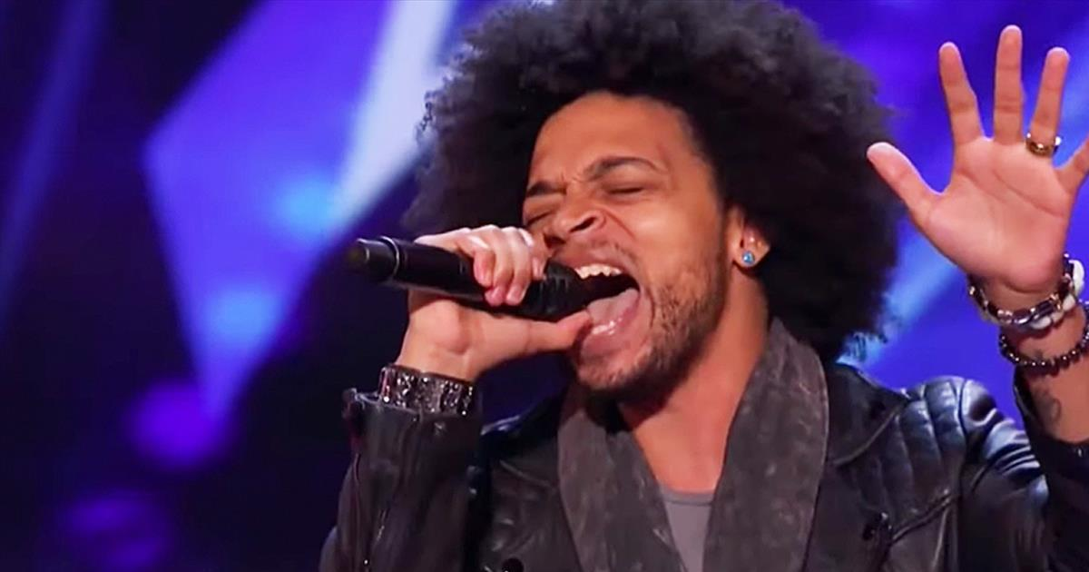 Singer MacKenzie Brings Judges To Tears With Emotional Song For His Wife -  Inspirational Videos