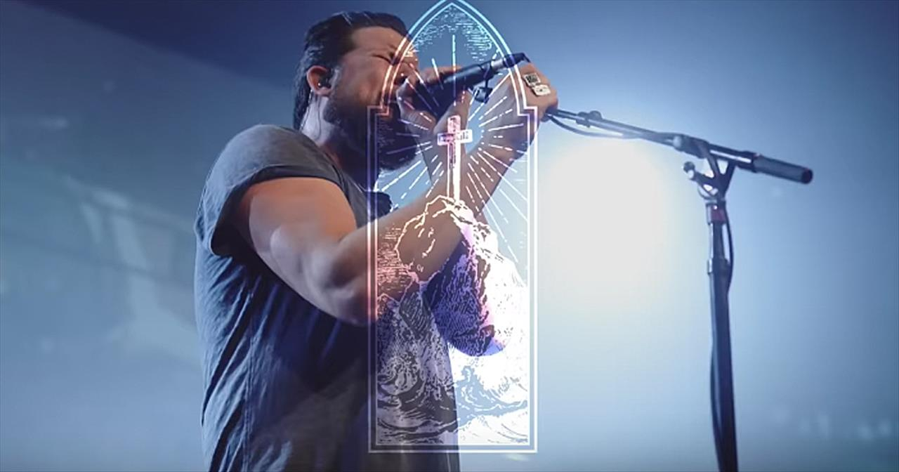 'Rescue Story' Zach Williams Visualizer Video