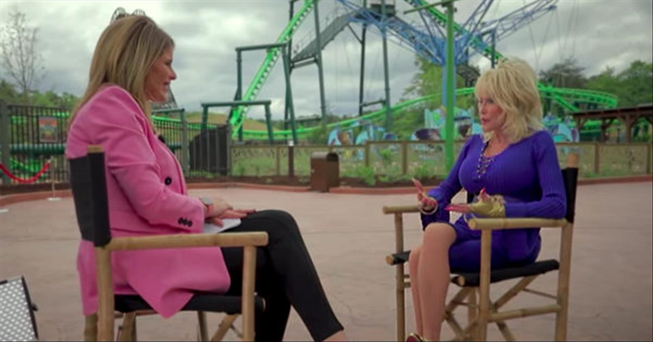Dolly Parton Opens Up To Jenna Bush Hager On Her Legacy