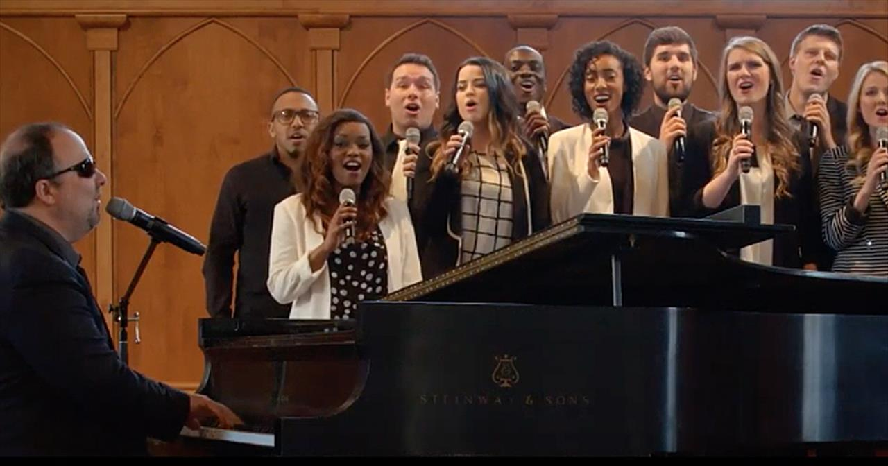 'Holy Spirit' Voices Of Lee And Gordon Mote Performance - Christian Music  Videos