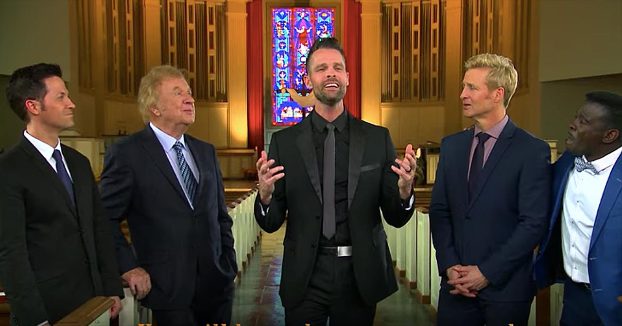 'This Is The Place' Gaither Vocal Band - Christian Music Videos