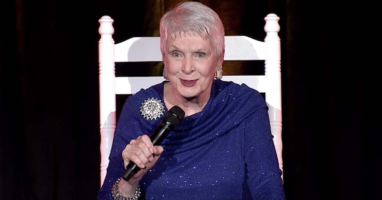 Jeanne Robertson Shares An Awkward Moment With The Hotel Bellman