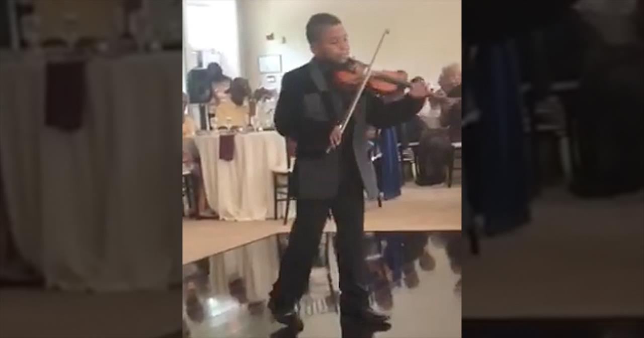 'You Say' Violin Cover From AGT Contestant Tyler Butler-Figueroa -  Inspirational Videos