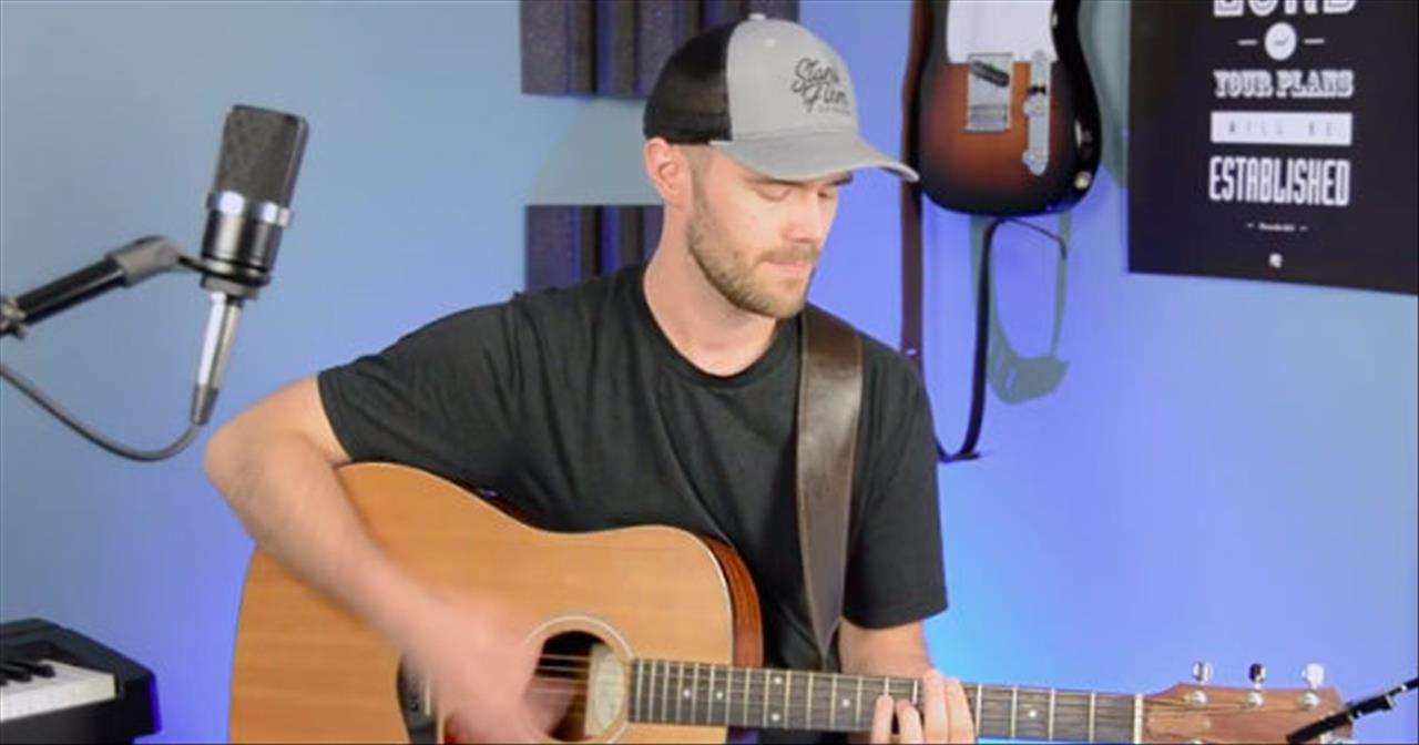 Alive Big Daddy Weave Cover From Joshua David Christian Music Videos
